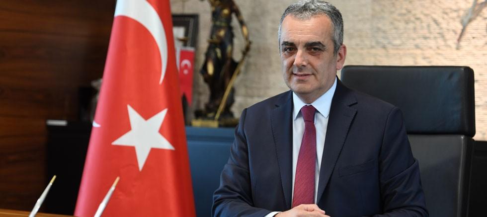 Başkan Semih Esen'in 'Çanakkale Zaferi' mesajı