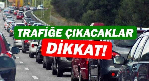 Prof. Dr. İbrahim Atmaca bayram trafiğinde dikkatli olun uyarısı!