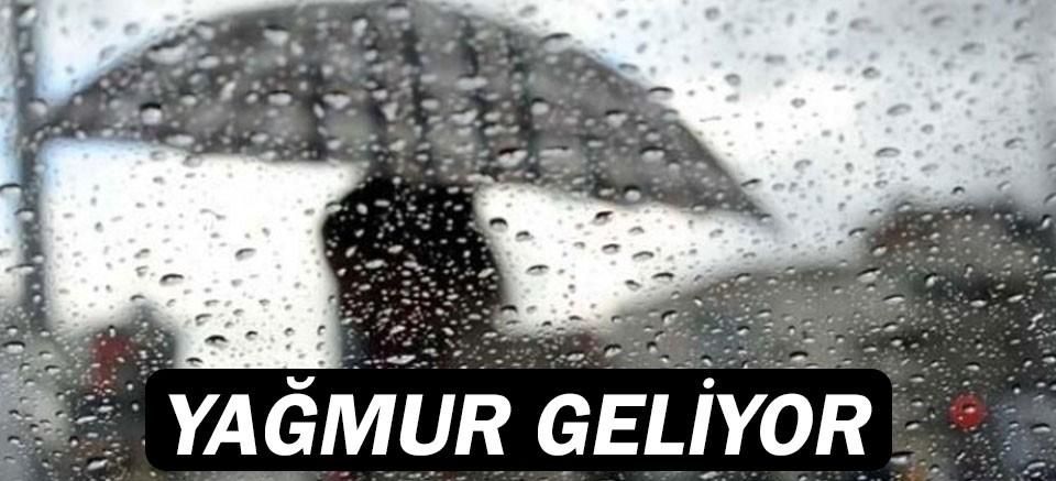 Bayramda yağmur geliyor