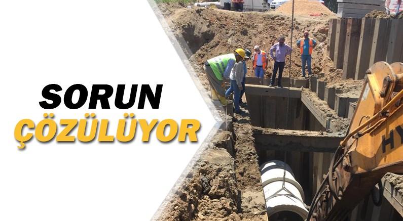 Büyükşehir'den Manavgat altyapısına önemli yatırım.