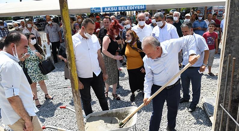 Çamköy mahallesi aile sağlığı merkezine kavuşuyor