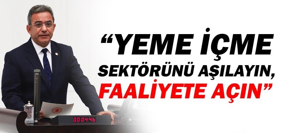 Çetin Osman Budak:  Esnafı virüs değil, ekonomik şartlar öldürecek!