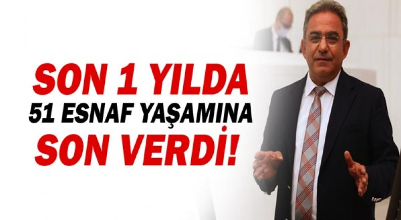 Çetin Osman Budak: Geçim sıkıntısı esnafı bunalıma sürükledi!