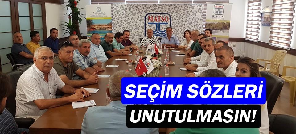 Çetin Osman Budak: Seçim sözleri unutulmasın!