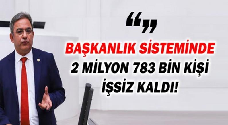 Çetin Osman Budak: Tek adam, halkın değil, fsiz lobilerinin yüzünü güldürdü.