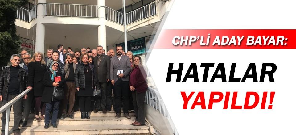 CHP Antalya İl Başkan Adayı Nusret Bayar, ilçeleri geziyor
