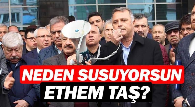 CHP Antalya İl Başkanı Nusret Bayar, ''Esas o olay ibretlik'' dedi...