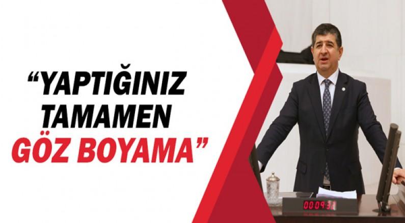 CHP Antalya Milletvekili Av.Cavit Arı,
