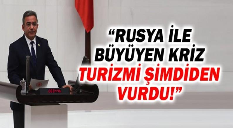 CHP Antalya Milletvekili Çetin Osman Budak: 2021 sezonu 2020'yi bile mumla aratacak!