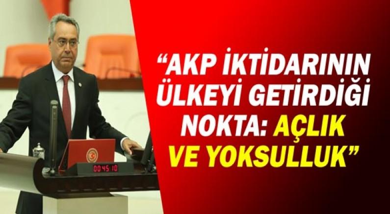 CHP Antalya Milletvekili Rafet Zeybek: Markete girdiğinizde 3 haneli fiyat ödemeden çıkamıyorsunuz!