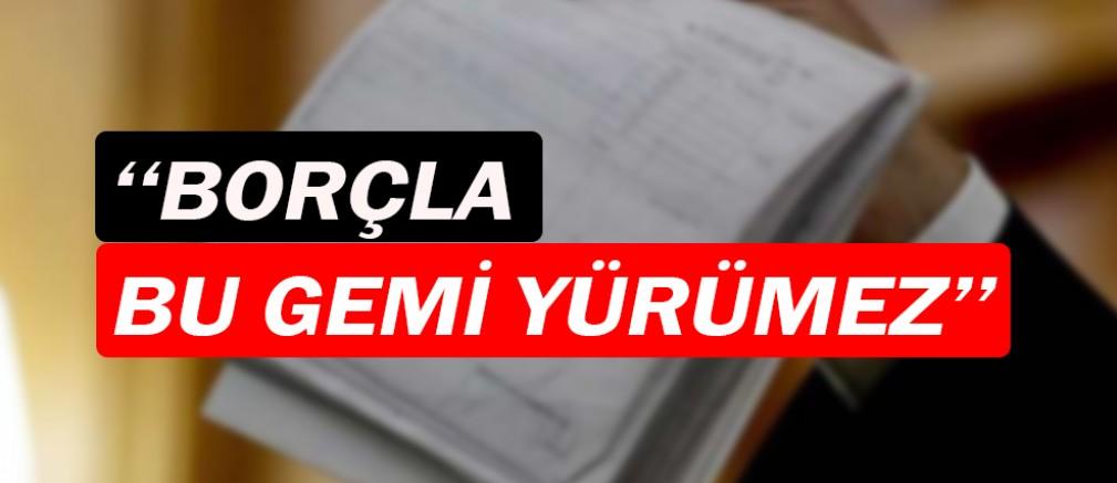 CHP'den ASAT'ın borçlanma talebine tepki...