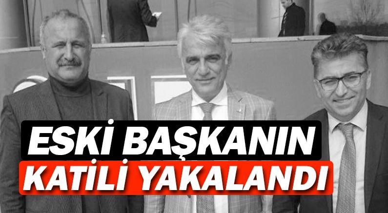 CHP eski Döşemealtı İlçe Başkanı Hasan Haluk Yalçın'ın katili yakalandı.