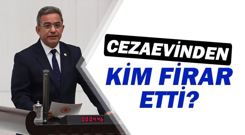 CHP'li Budak, cezaevinden firar iddialarını TBMM'ye taşıdı!