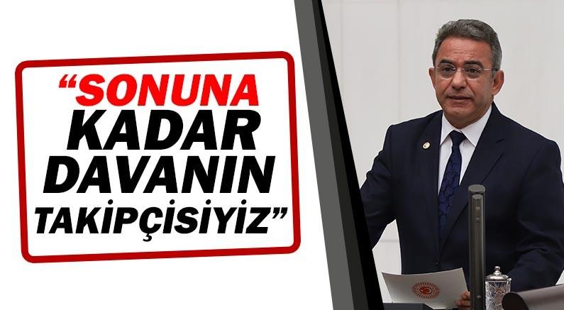 CHP' li Budak'tan akaryakıt davası açıklaması!