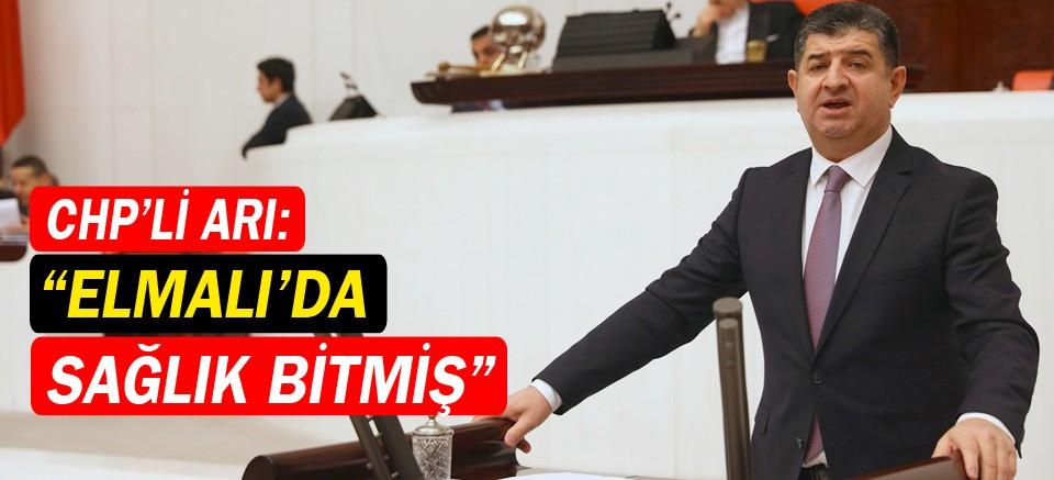 CHP'Lİ CAVİT ARI:
