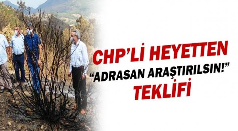 CHP'Lİ Heyet