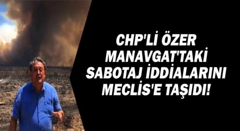 CHP'li Özer,