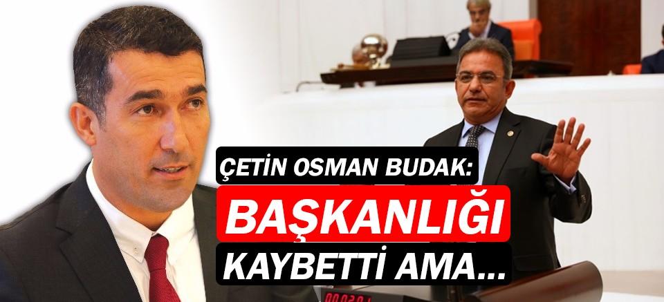 CHP'li Vekil Budak'tan Dr. Adil Çelik tepkisi