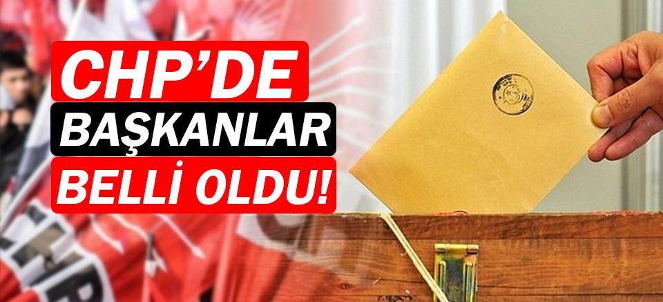 CHP'nin ilçe başkanları seçiliyor! Muratpaşa'da ve Kepez'de...
