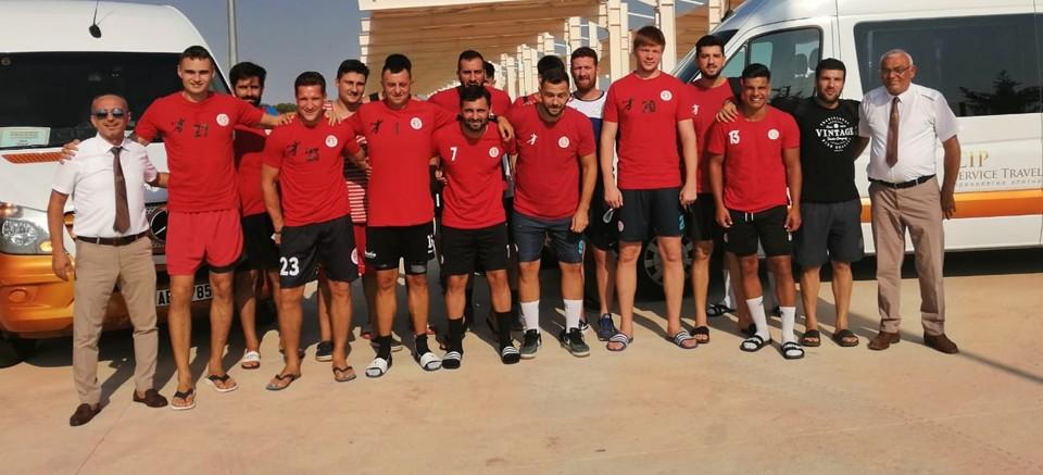 CIP Travel Antalyaspor, sezona hazırlanıyor