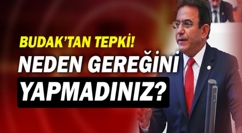 Çetin Osman Budak'tan Mehmet Nuri Ersoy'a tepki! Neden yapmadınız?