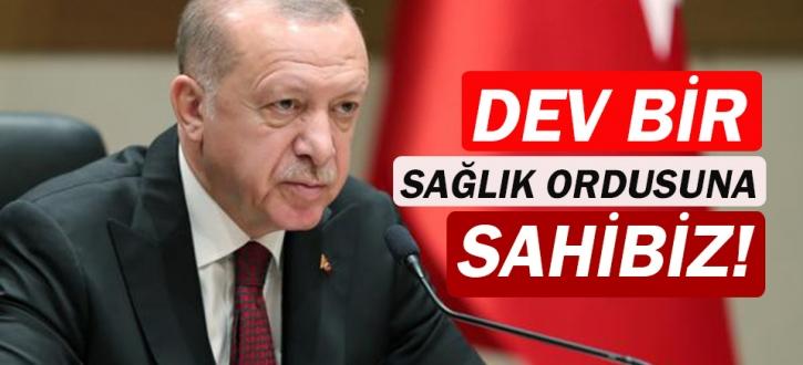 Cumhurbaşkanı Erdoğan, ulusa seslendi!