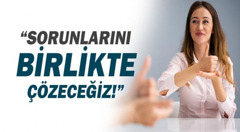 """Cumhuriyet Halk Partisi Antalya İl Başkanı Nuri Cengiz: Engelli bireylerin sorunlarını birlikte çözeceğiz"""" dedi"""