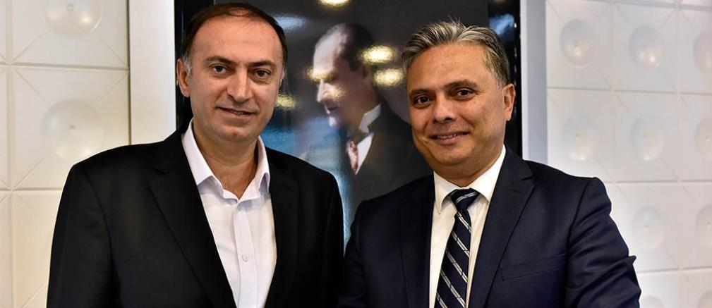 Dadaşlardan Başkan Uysal'a ziyaret