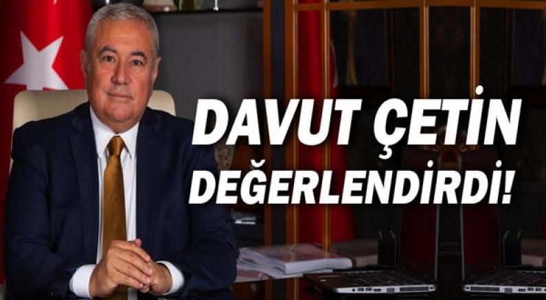 Davut Çetin: Dövizdeki yükseliş maliyet baskısını artırıyor.