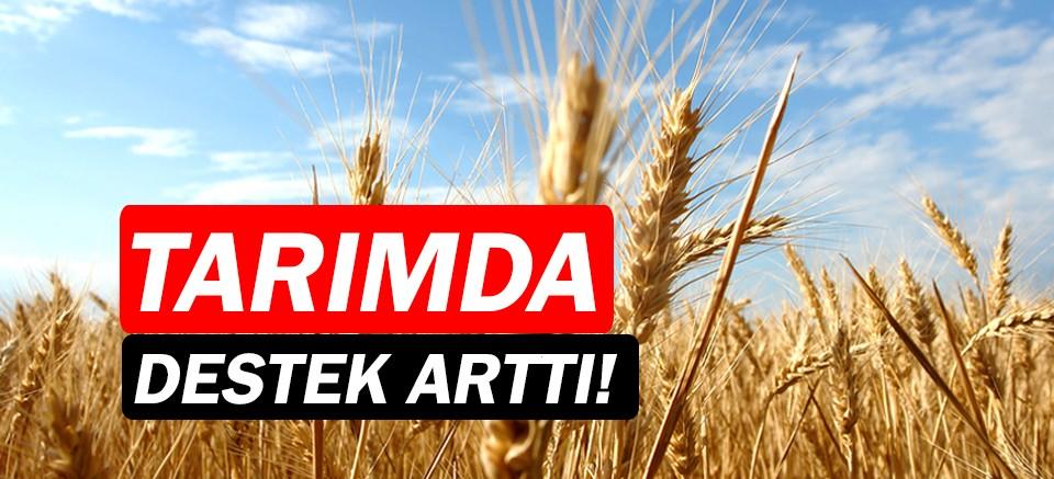 Devlet destekli tarım sigortalarında artış yaşandı!
