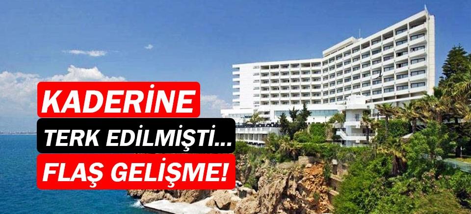 Divan Antalya'nın imar planı kesinleşti!
