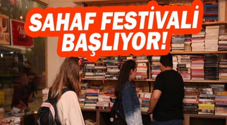 DokumaPark kapılarını 2. Kepez Sahaf Festivali'ne açıyor