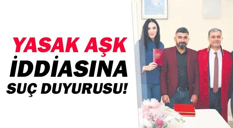 Elmalı Belediye Başkanı Halil Öztürk'ten yasak aşk iddiasına suç duyurusu!