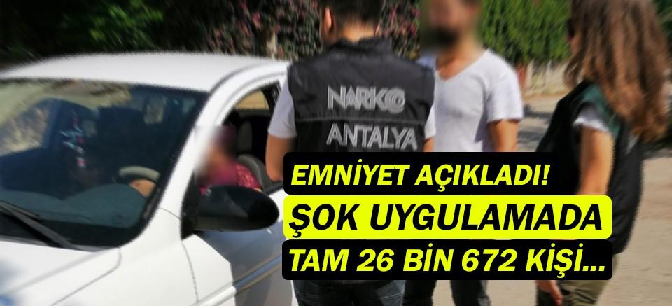 Emniyet açıkladı: Zeytinköy'de 1006 kişi yakalandı!