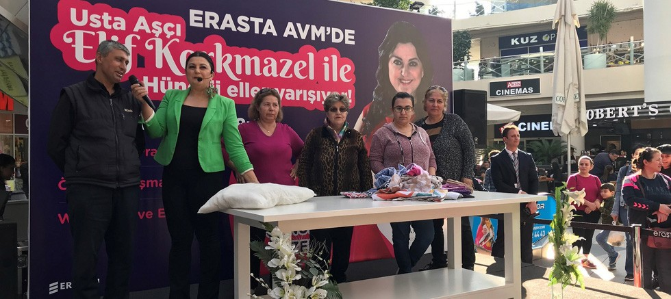 Erasta Antalya'da
