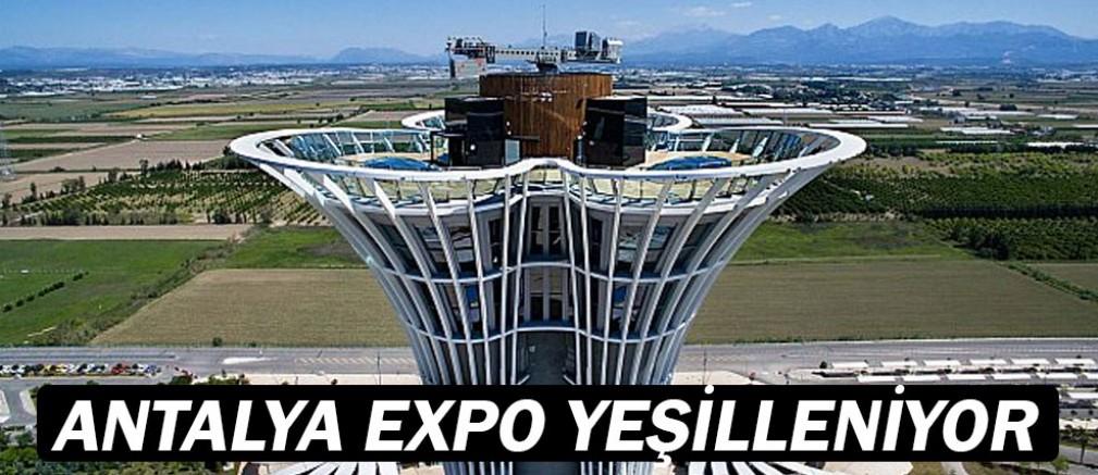 EXPO'da son sürat...