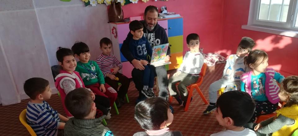 Eymen Kreş'te aile katılımlı etkinlik…