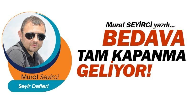 Gazeteci Murat Seyirci bu kez covid-19 ile ilgili tam kapanmanın ne zaman olacağını anlattı.