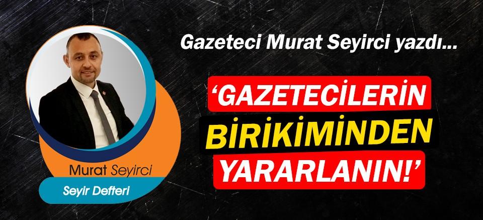 Gazeteci Murat Seyirci yazdı… Doğru karar!