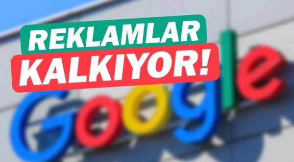 Google, Türkiye'deki alışveriş reklamlarını kaldırıyor!
