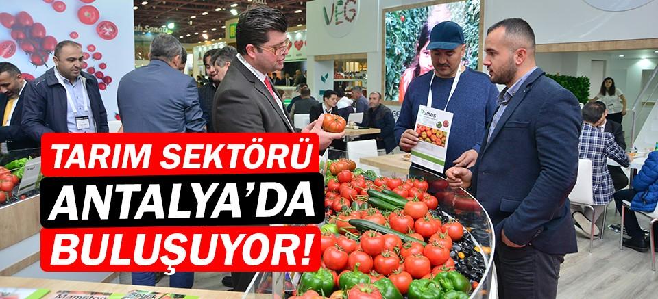 Growtech, yarın Antalya'da kapılarını açıyor!