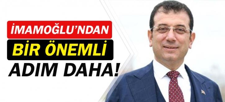 İmamoğlu:Toplu taşıma kullanımının İstanbul'da, yüzde 83 oranında düştüğünü duyurdu!