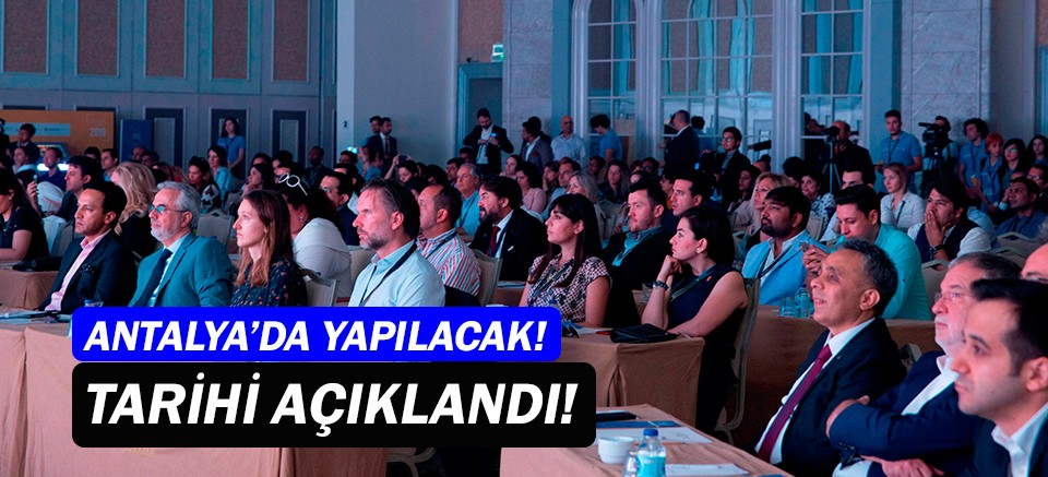 International MICE &Wedding Forum'da tarih belli oldu!