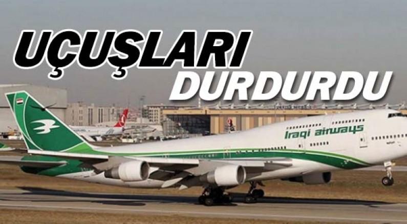 Irak Türkiye uçuşlarını kaldırdı mı...