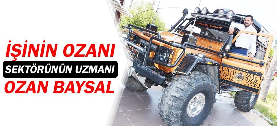 İşinin Ozan'ı sektörünün uzmanı: Baysal Otomotiv Ozan Baysal'a mikrofon uzattık.