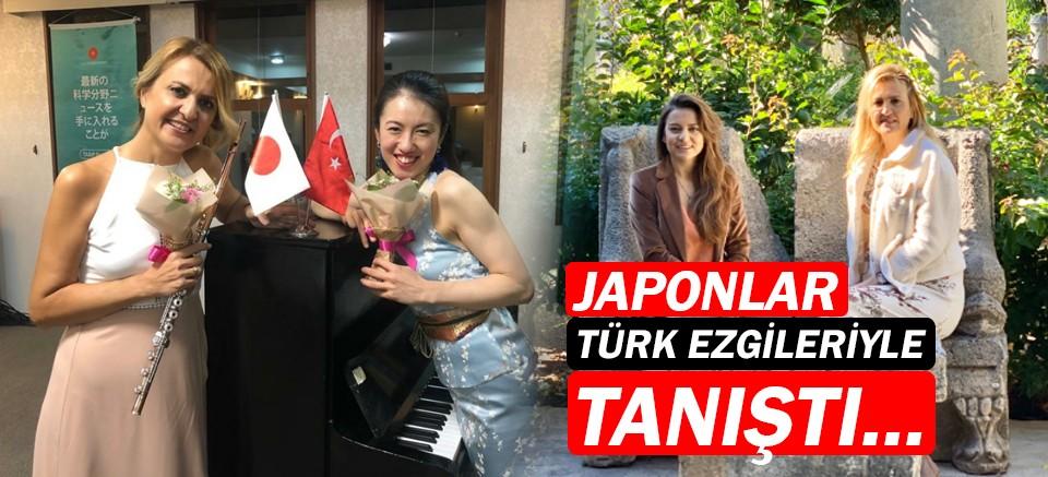 Japonlar Antalya'da Türk ezgileriyle tanıştı...