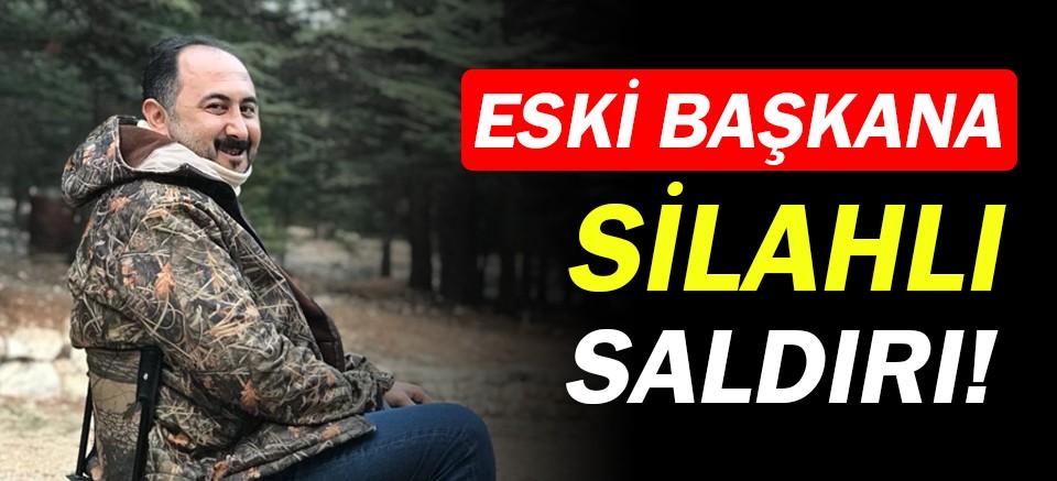 Kaan Osman Sarıoğlu'na silahlı saldırı!