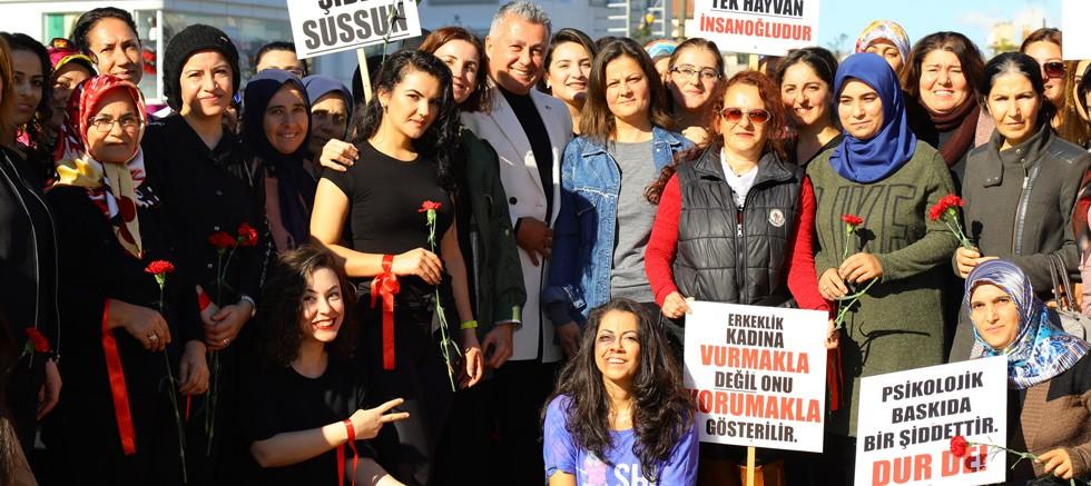 Kadın dostu kent Manavgat'ın etkinlikleri bitmiyor