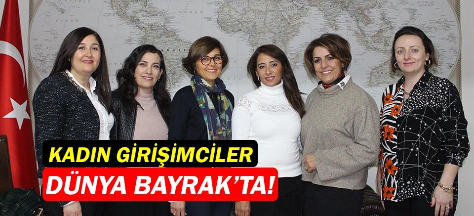 Kadın Girişimciler, Antalya Dünya Bayrak'ta!