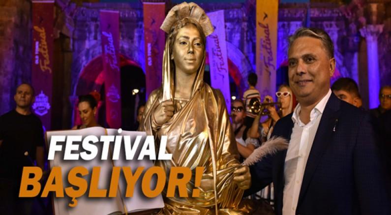 Kaleiçi'nde Festival başlıyor!